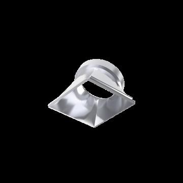 Рефлектор Ideal Lux DYNAMIC REFLECTOR SQUARE SLOPE CH 221670 (DYNAMIC REFLECTOR SQUARE SLOPE CHROME), хром, металл