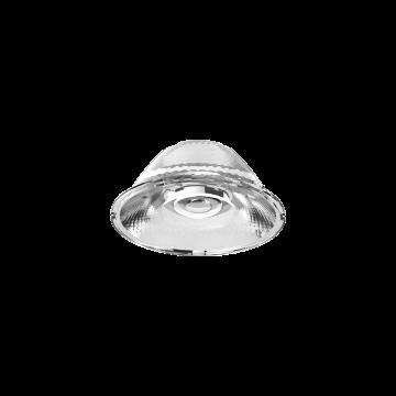 Сменная линза Ideal Lux QUICK 28W LENS 18° 222691, прозрачный
