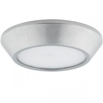 Потолочный светодиодный светильник Lightstar Urbano 214994, IP65, LED 10W 4200K 1175lm, хром, металл с пластиком