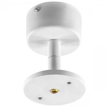 Набор для накладного поворотного монтажа светильника Lightstar Rullo 590006, белый, металл