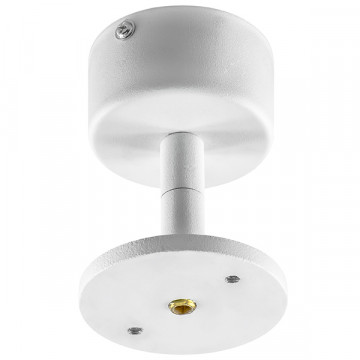Основание потолочного светильника с регулировкой направления света Lightstar Rullo 590006, белый, металл