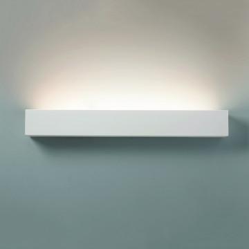 Настенный светодиодный светильник Astro Parma 1187027 (8525), LED 29,5W 2700K 1497lm CRI80, белый, под покраску, гипс
