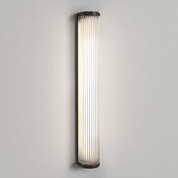 Настенный светодиодный светильник Astro Versailles 1380012 (8483), IP44, LED 25W 3000K 1078lm CRI80, бронза, стекло