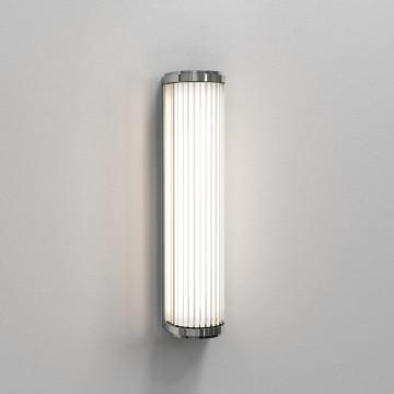 Настенный светодиодный светильник Astro Versailles 1380013 (8556), IP44, LED 15,1W 3000K 609lm CRI80, хром, стекло