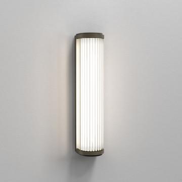 Настенный светодиодный светильник Astro Versailles 1380014 (8544), IP44, LED 15,1W 3000K 609lm CRI80, бронза, стекло