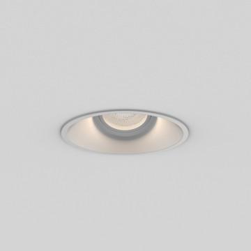 Встраиваемый светильник Astro Minima 1249025 (8534), 1xGU10x6W, белый, металл