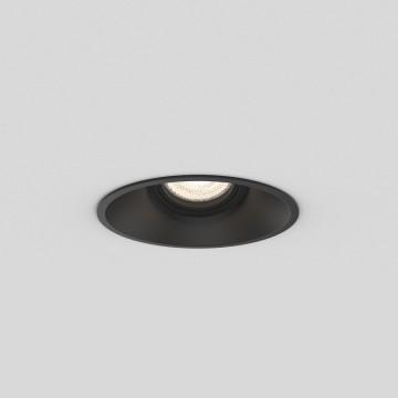 Встраиваемый светильник Astro Minima 1249026 (8535), 1xGU10x6W, черный, металл