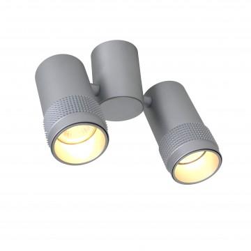 Потолочный светильник с регулировкой направления света Favourite Kinescope 2454-2U, 2xGU10x5W
