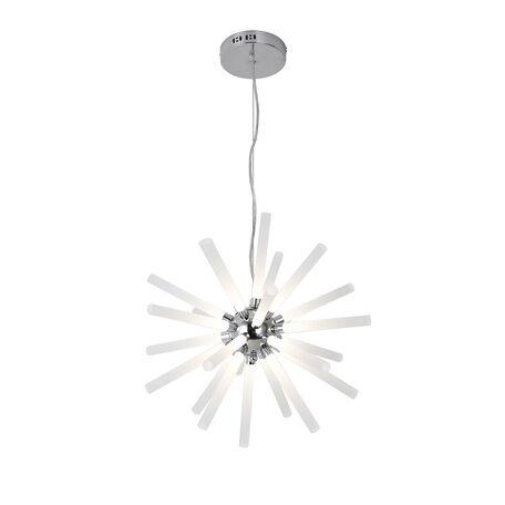 Подвесная светодиодная люстра Favourite Starry 2531-24P, LED 24W 4000K (дневной)