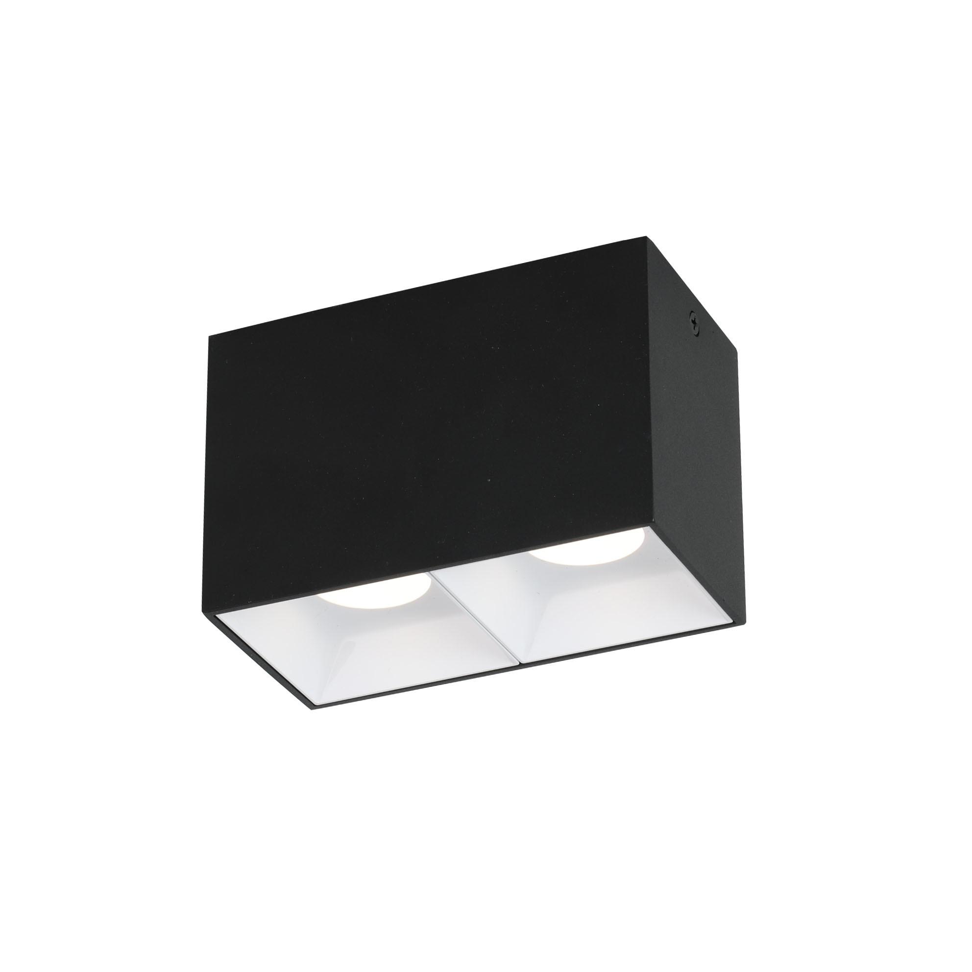Потолочный светильник Favourite Oppositum 2404-2U 4000K (дневной) - фото 1