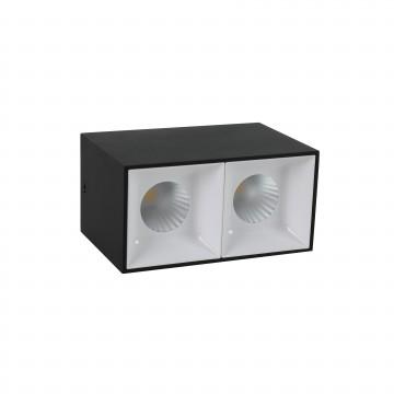 Потолочный светильник Favourite Oppositum 2404-2U 4000K (дневной) - миниатюра 2