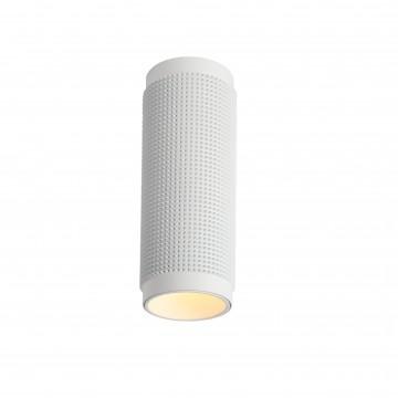 Потолочный светильник Favourite Kinescope 2453-1C, 1xGU10x5W, белый, металл