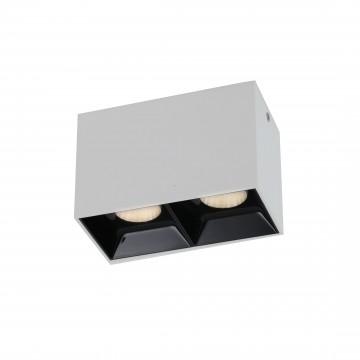 Потолочный светодиодный светильник Favourite Oppositum 2405-2U, LED 24W 4000K (дневной)