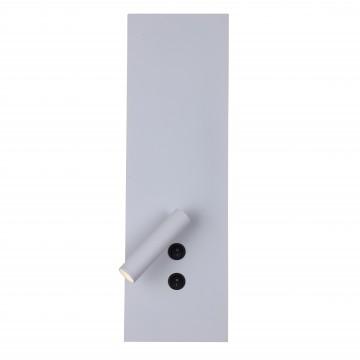 Настенный светодиодный светильник с регулировкой направления света Favourite Illusio 2413-2W, LED 18W 4000K (дневной)