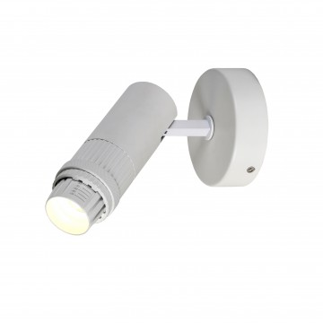 Потолочный светодиодный светильник с регулировкой направления света Favourite Optica 2415-1W, LED 12W 4000K (дневной)