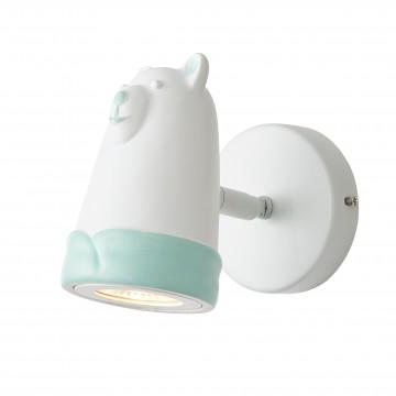 Настенный светильник с регулировкой направления света Favourite Taddy Bears 2450-1W, 1x5W