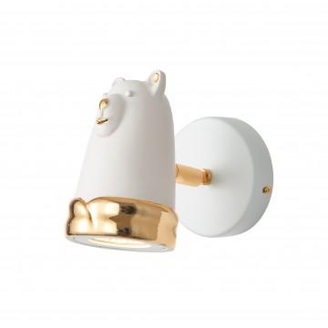 Настенный светильник с регулировкой направления света Favourite Taddy Bears 2451-1W, 1x5W