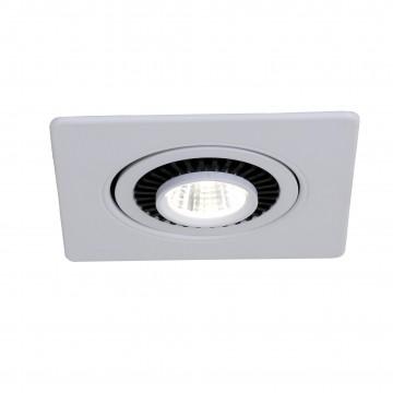 Встраиваемый светодиодный светильник Favourite Cardine 2417-1U, LED 5W 4000K (дневной)