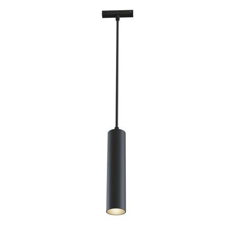 Подвесной светильник для магнитной системы Maytoni TR016-2-12W3K-B, черный, металл