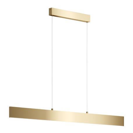Подвесной светильник Maytoni P010PL-L30G4K, матовое золото, металл