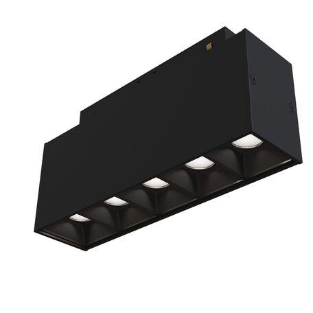 Светильник для магнитной системы Maytoni TR014-2-10W3K-B, черный, металл