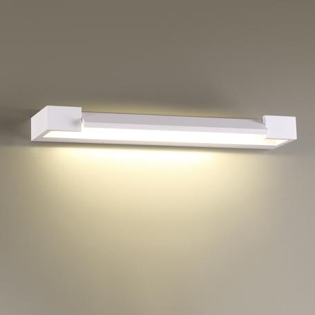 Настенный светодиодный светильник Odeon Light Arno 3887/12WW, IP44 4000K (дневной)