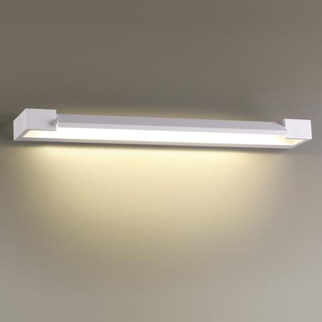 Настенный светодиодный светильник Odeon Light Arno 3887/18WW, IP44 4000K (дневной)