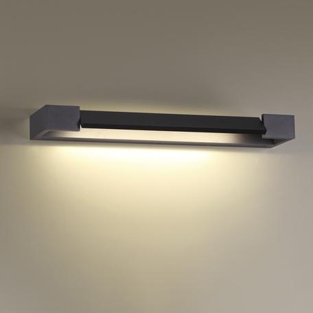 Настенный светодиодный светильник Odeon Light Arno 3888/12WB, IP44 4000K (дневной)