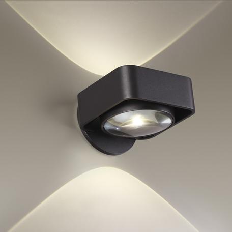 Настенный светодиодный светильник с регулировкой направления света Odeon Light Paco 3889/6WB 4000K (дневной)