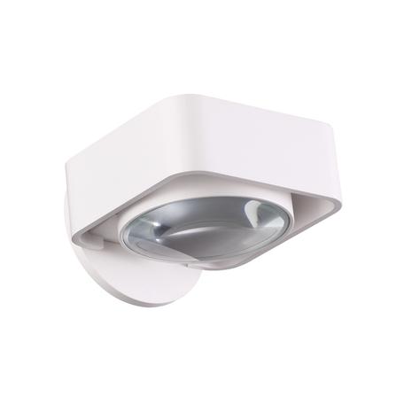 Настенный светодиодный светильник с регулировкой направления света Odeon Light Paco 3889/6WW 4000K (дневной)