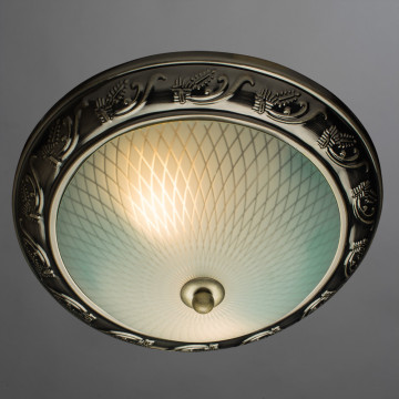 Arte Lamp Alta A3019PL-2AB, 2xE27x40W, белый - миниатюра 2