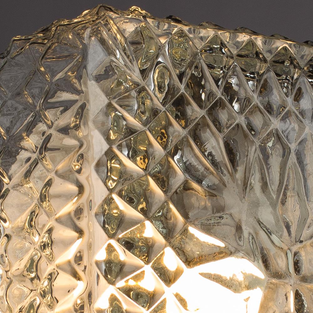 Arte Lamp Crystal A3405PL-1SS, 1xE27x60W, прозрачный - фото 3