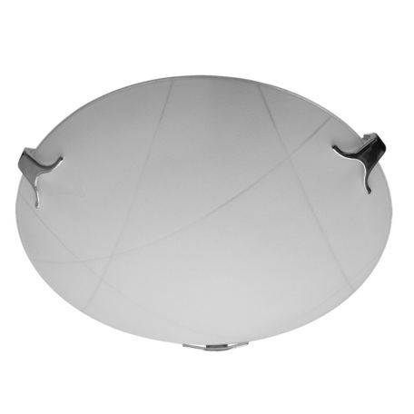 Arte Lamp Lines A3620PL-1CC, 1xE27x100W, белый