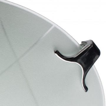 Arte Lamp Lines A3620PL-1CC, 1xE27x100W, белый - миниатюра 3