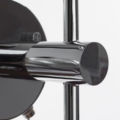 Настенный светильник Arte Lamp Aqua A4444AP-1CC, IP44, 1xG9x25W, хром, белый, металл, стекло - миниатюра 3
