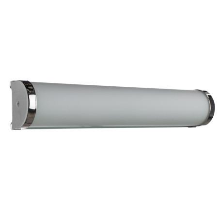 Настенный светильник Arte Lamp Aqua A5210AP-3CC, IP44, 3xE14x40W, хром, белый, металл, стекло