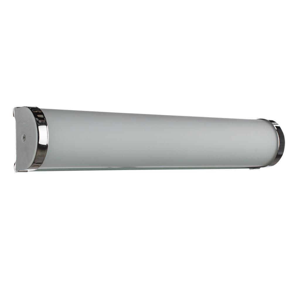 Настенный светильник Arte Lamp Aqua A5210AP-3CC, IP44, 3xE14x40W, хром, белый, металл, стекло - фото 1