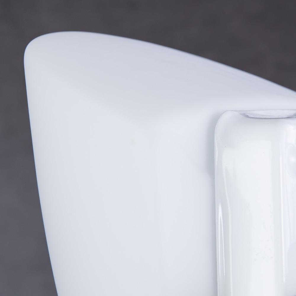 Настенный светильник Arte Lamp Tablet A6930AP-1WH, 1xE27x60W, белый, металл, стекло - фото 3
