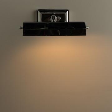Настенный светильник для подсветки картин Arte Lamp Picture Lights Vintage A9126AP-1CC, 1xE14x40W, хром, металл - миниатюра 4