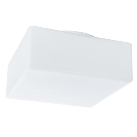 Потолочный светильник Arte Lamp Tablet A7424PL-1WH, 1xE27x100W, белый, металл, стекло