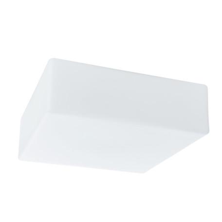 Потолочный светильник Arte Lamp Tablet A7428PL-2WH, 2xE27x60W, белый, металл, стекло