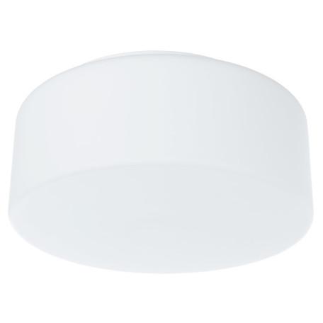 Потолочный светильник Arte Lamp Tablet A7725PL-1WH, 1xE27x100W, белый, металл, стекло
