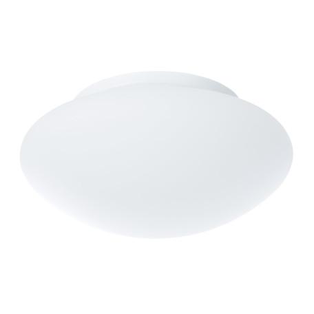 Потолочный светильник Arte Lamp Tablet A7824PL-1WH, 1xE27x60W, белый, металл, стекло