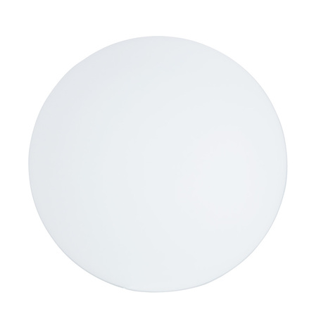 Потолочный светильник Arte Lamp Tablet A7920AP-1WH, 1xE27x60W, белый, металл, стекло