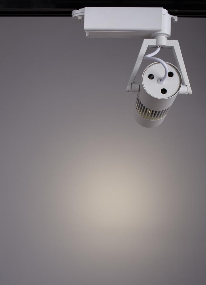 Светодиодный светильник для шинной системы Arte Lamp Linea A6520PL-1WH, LED 20W, 4000K (дневной), белый, металл - фото 3