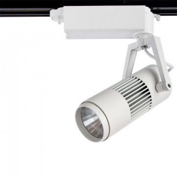 Светодиодный светильник для шинной системы Arte Lamp Linea A6520PL-1WH, LED 20W, 4000K (дневной), белый, металл - миниатюра 1