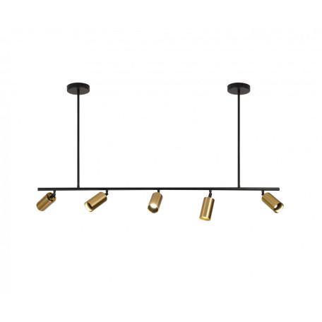Подвесной светильник с регулировкой направления света Kink Light Кайко 07615-5, 5xGU10x10W