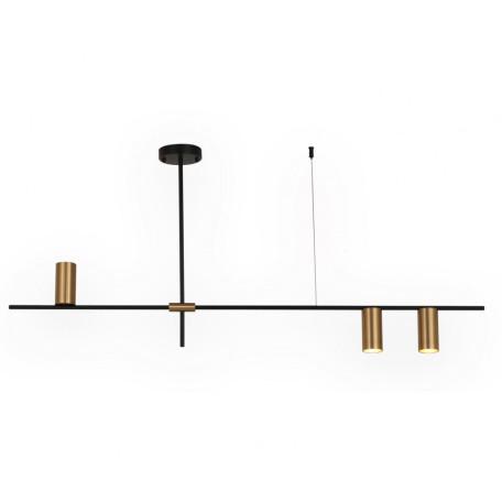 Потолочный светильник Kink Light Рия 07621-3,20, 3xGU10x10W