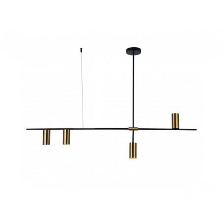 Потолочный светильник Kink Light Рия 07621-4,20, 4xGU10x10W