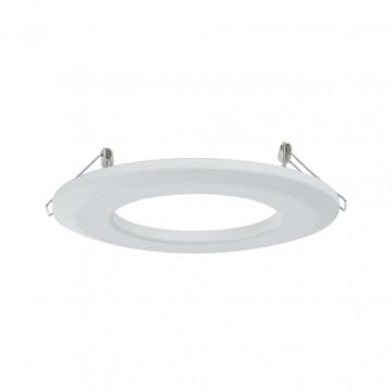 Переходник для уменьшения диаметра монтажного отверстия Paulmann Downlight Adapter 92499, белый, металл